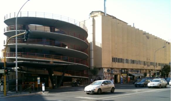 Mercato Metronio a San Giovanni