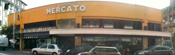 Il Mercato Pinciano di Via Antonelli ai Parioli