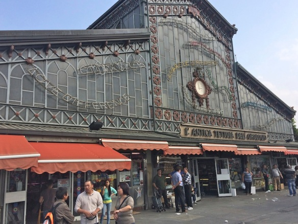 Torino Mercato di Porta Palazzo